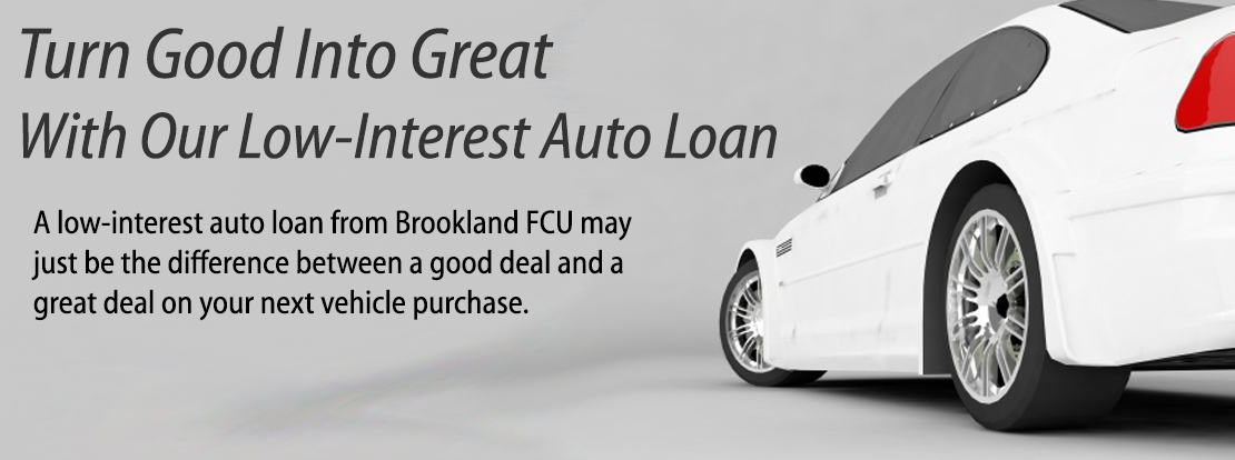 Turn Good Into Great With Our Low-Interest Auto Loan